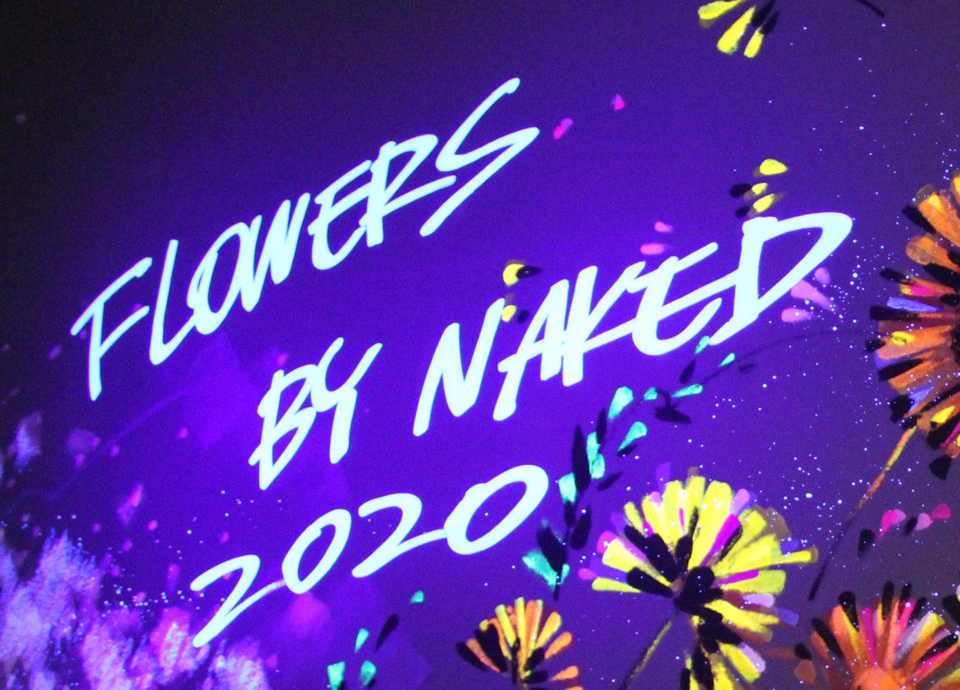 By ネイキッド 2020 flowers